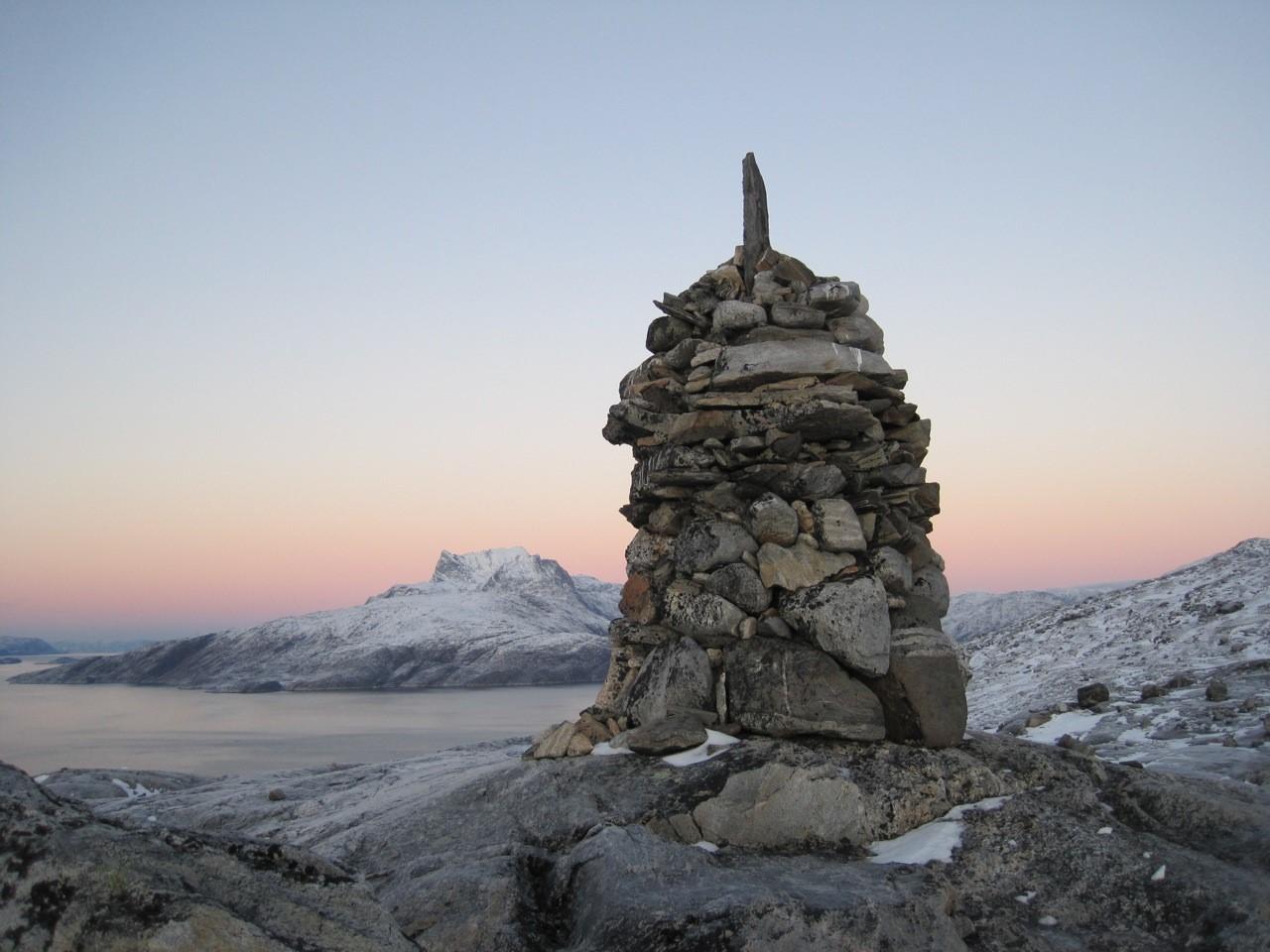 Inussuk - Pejling mod Grønland - Inussuk - Pejling mod Grønland