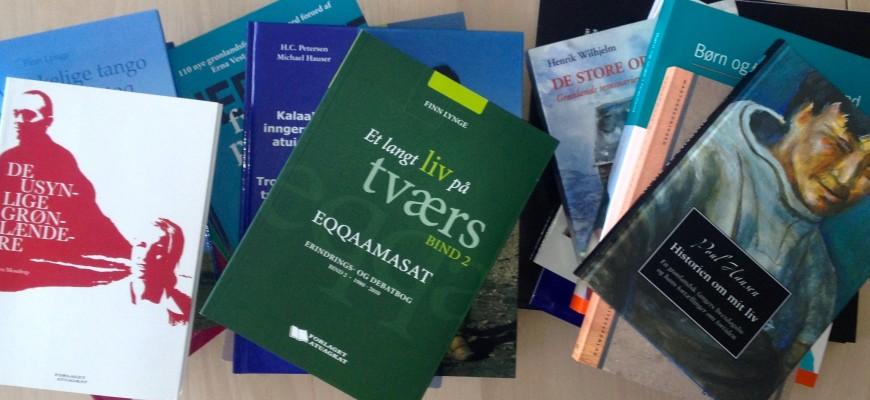 Bøger om Grønland