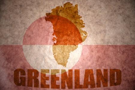 grønlandsk flag